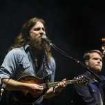 Greensky Bluegrass Beale Street Music Festival Day 1