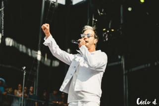 Fitz and the Tantrums - BottleRock Music Festival