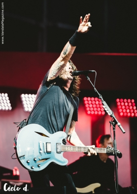 Foo Fighters - BottleRock Music Festival