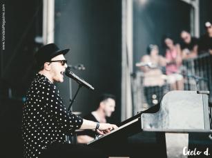Gavin DeGraw BottleRock Music Festival