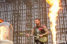 Metallica, Avenged Sevenfold and Gojira in Edmonton