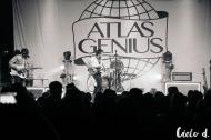 Atlas Genius in CA