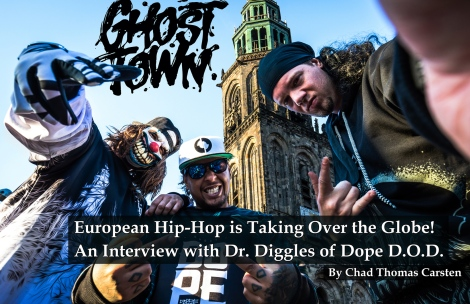 Dope D O D Are Keeping Hip Hop Far Away From The Grave Yard With Their Own Unique Ferocious Live Stage Shows Across Europe They Deserve Every Bit Of