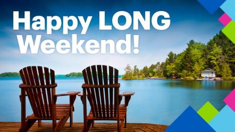 Happy Long Weekend Vandala Magazine