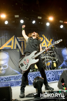 Anthrax In Edmonton