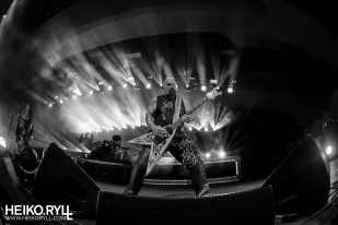 Slayer In Edmonton