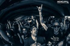 Slayer Final Tour Crowd