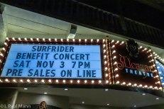 Surfrider Benifit Concert 2018