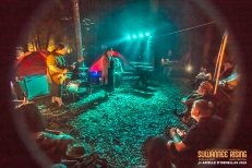 Suwannee Rising 2019 - late night camp jam with Melody Trucks