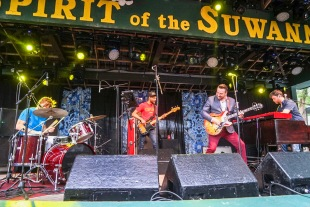 New Mastersounds Suwannee Rising 2019