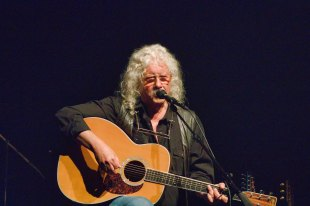 Arlo Guthrie at the the Lobero Theater