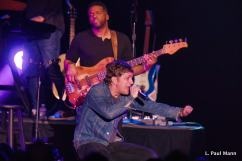 Rob Thomas in California